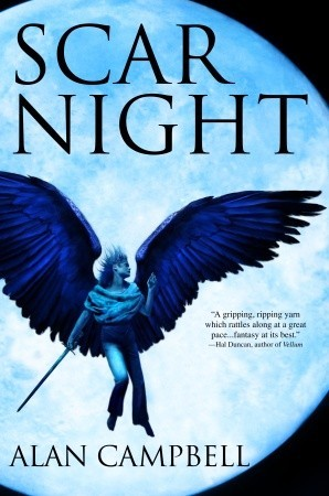 Scar Night (Deepgate Codex, #1)