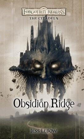 Obsidian Ridge (Forgotten Realms: The Citadels, #2)  by  Jess Lebow