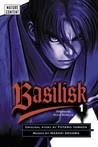 Basilisk: The Kouga Ninja Scrolls, Vol. 1 (Basilisk #1)