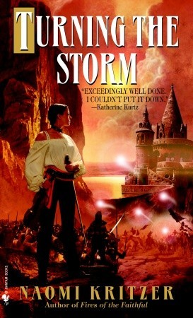 Review Of Turning The Storm By Naomi Kritzer The border=