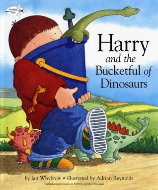 Image result for harry and his bucket of dinosaurs books