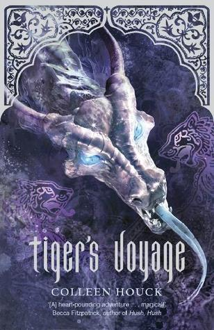 tiger's voyage tiger's saga book series colleen houck