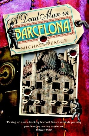 A Dead Man in Barcelona (Seymour of Special Branch #5) - Michael Pearce