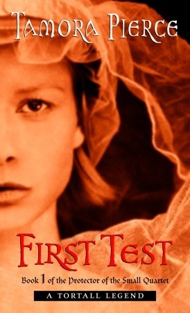 Book Review: Tamora Pierce's First Test