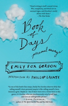 Book of Days: Personal Essays (2010)