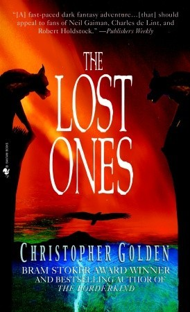The Lost Ones: Book 3 of The Veil  by  Christopher Golden