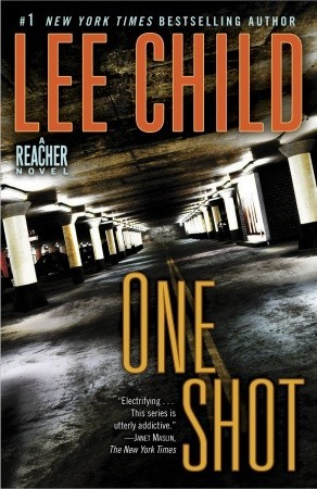 Book Review: Lee Child's One Shot