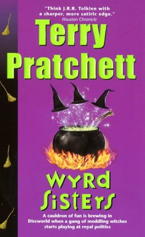 Book Review: Wyrd Sisters by Terry Pratchett
