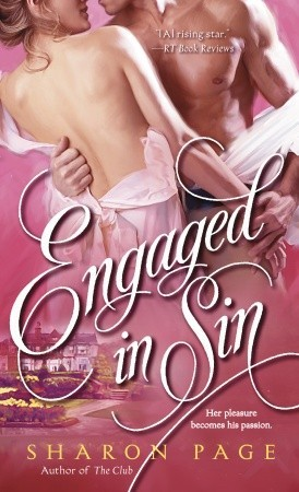 Book Review: Sharon Page's Engaged in Sin