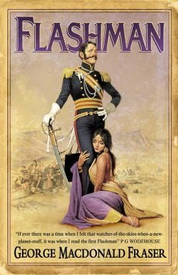 Flashman (Flashman Papers #1)  by George MacDonald Fraser />