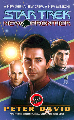 House of Cards (Star Trek: New Frontier, #1)
