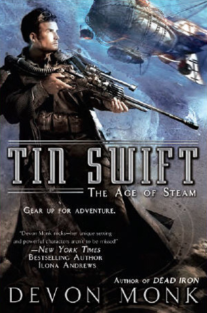 Book Review: Devon Monk's Tin Swift