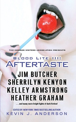 Book Review: Kevin J. Anderson's Aftertaste (Blood Lite III)
