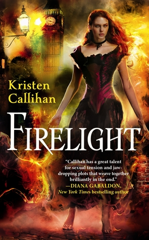 Book Review: Kristen Callihan's Firelight
