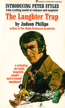 The Laughter Trap Judson Philips
