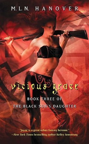 Urban Fantasy Review: 'Vicious Grace' by M L N Hanover
