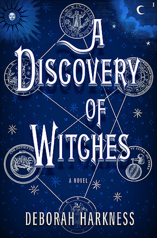 a discovery of witches, deborah harkness,
