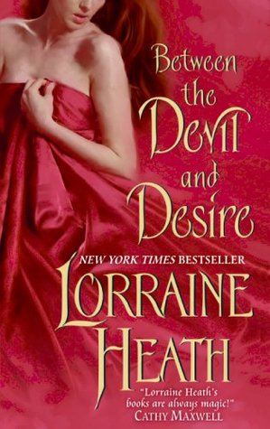 Between the Devil and Desire (Scoundrels of St. James, #2)