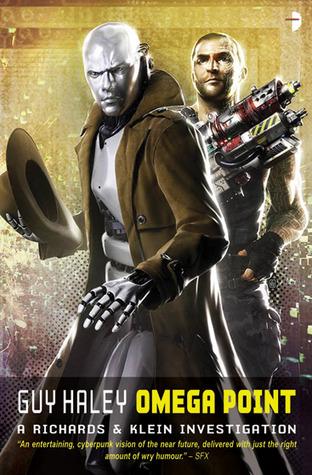 Omega Point (Richards & Klein #2) - Guy Haley