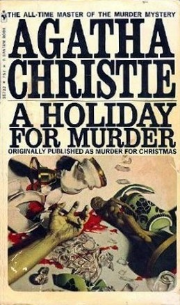 A Holiday for Murder book cover