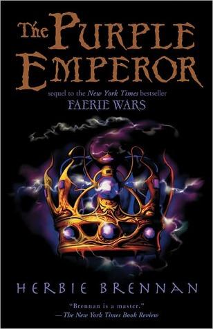 Faerie Wars 2 - The Purple Emperor (unb) - Herbie Brennan