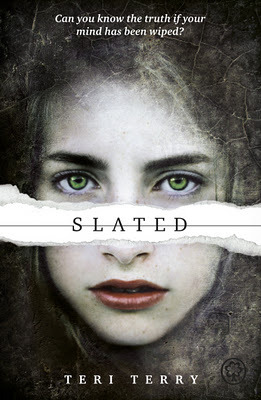 Book review | Slated by Teri Terry | 4 stars