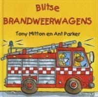 Blitse brandweerautos Tony Mitton
