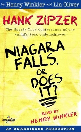 Niagara Falls, Or Does It? (Hank Zipzer, #1)
