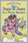 Junie B. Jones Is a Party Animal (Junie B. Jones, #10)