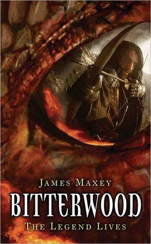 Bitterwood (Dragon Age, #1)