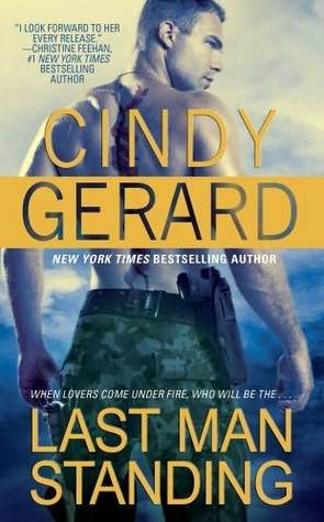 Book Review: Cindy Gerard's Last Man Standing