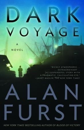 Maryland Blogger: Book Recommendation: Dark Voyage by Alan Furst