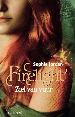 Ziel van vuur (Firelight #1) – Sophie Jordan