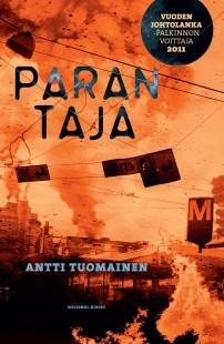 Parantaja  by  Antti Tuomainen