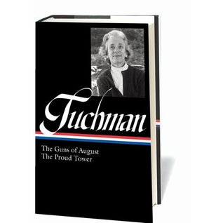 Guns of August by Barbara Tuchman, First Edition