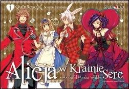 Alicja w krainie serc ~Wonderful Wonder World~