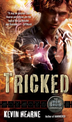 Book Review: Kevin Hearne's Tricked