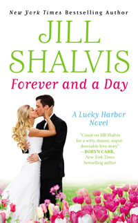 Book Review: Jill Shalvis' Forever and a Day