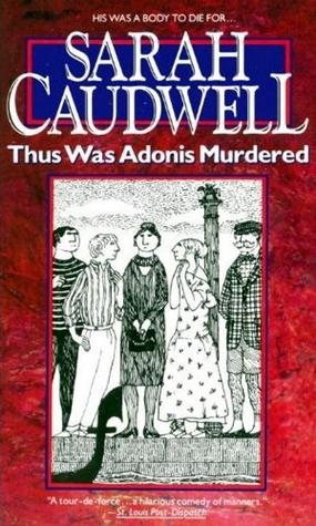 Thus Was Adonis Murdered (Hilary Tamar, #1)