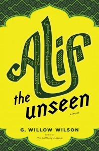 Book Review: G. Willow Wilson's Alif the Unseen
