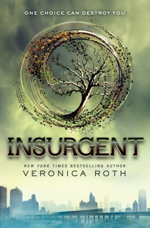Insurgent by Veronica Roth book cover image