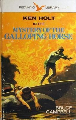 Ken Holt In The Mystery Of The Galloping Horse  by  Bruce         Campbell
