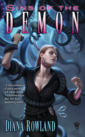 Book Review: Diana Rowland's Sins of the Demon