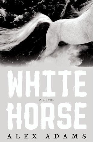 White Horse (2012) by Alex Adams