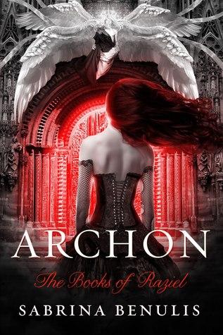Archon (The Books of Raziel, #1)
