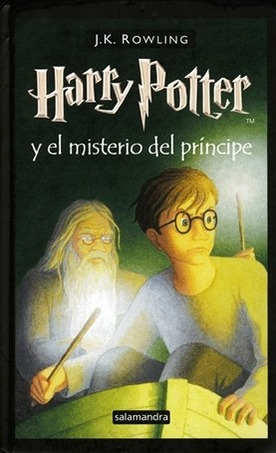 Harry Potter y el Misterio del Príncipe (Harry Potter #6)