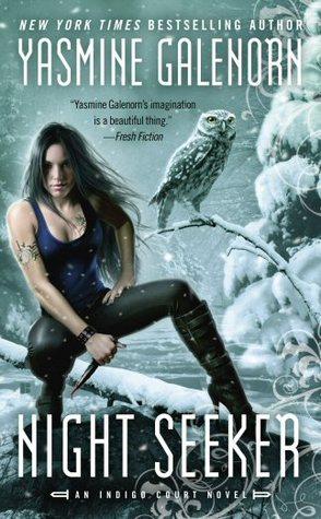 Book Review: Yasmine Galenorn's Night Seeker