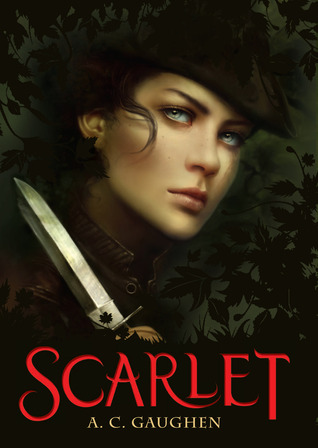 Friday Fronts - Scarlet