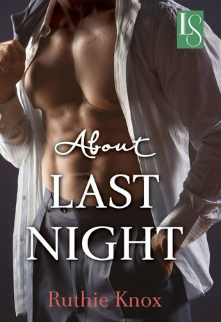 Nev from About Last Night by Ruthie Knox