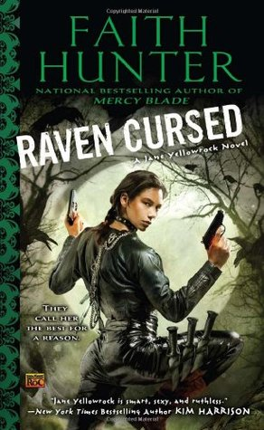 Book Review: Faith Hunter's Raven Cursed